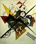 'On White II' de Wassily Kandinsky, 52 ko